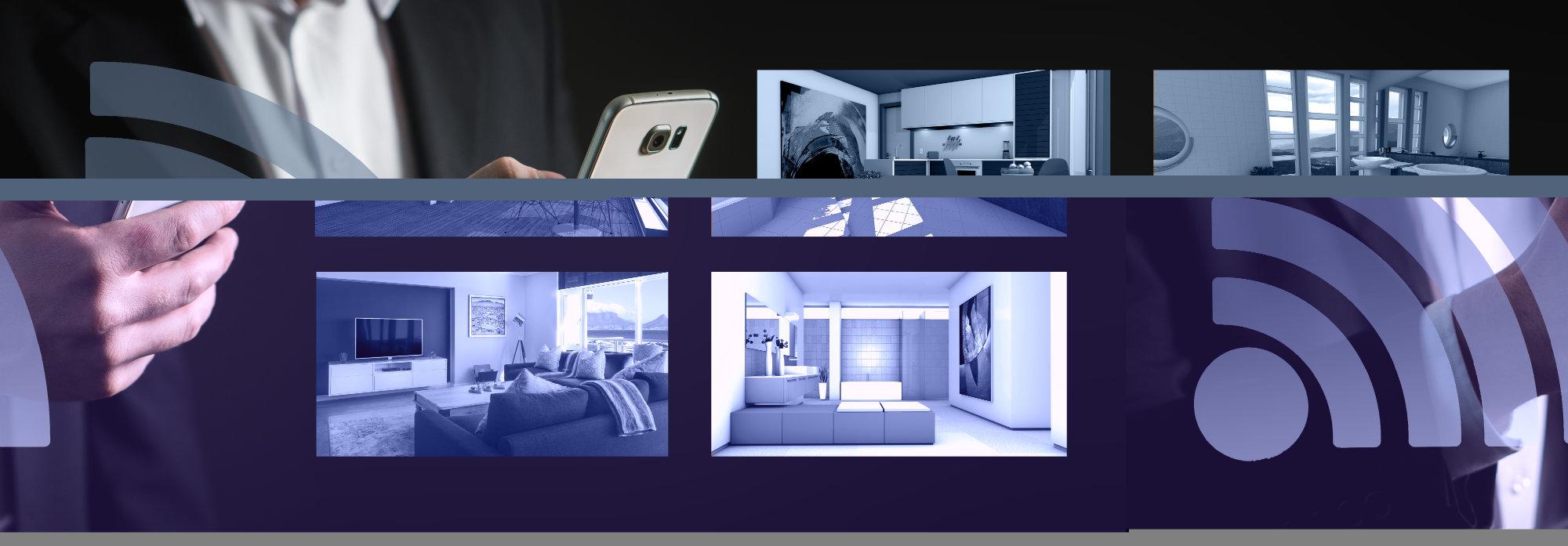La Smart Home con il nostro Building Intelligent System (BIS)
